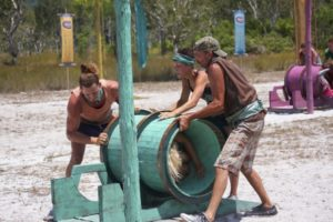 Ta Keo continued to dominate the challenges.