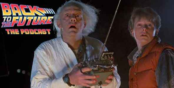 October 21, 2015: The day when the Back to the Future Podcast finally shows back up in your podcast feed