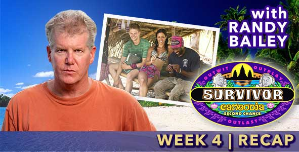 Survivor 2015: Randy Bailey recaps Episode 4 of Survivor Cambodia