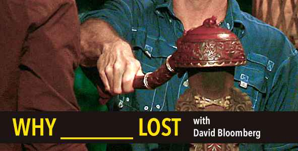 Survivor 2016: Why _________ Lost with David Bloomberg