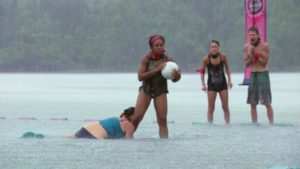 Tasha will need the fierce  determination she showed in the challenge.