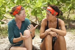 The merge put Kass and Ciera in a tough spot.