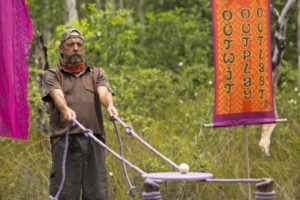 Keith is competing well at challenges and staying out of any drama.
