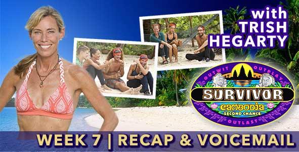 Survivor 2015: Trish Hegarty recaps Cambodia Episode 7