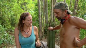 Keith and Kimmi weren't able to pull off their play, but it led to an amazing Tribal Council.