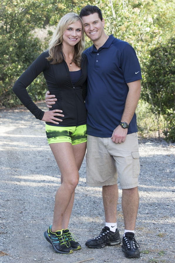An interview of the winners of The Amazing Race 27, Kelsey & Joey!