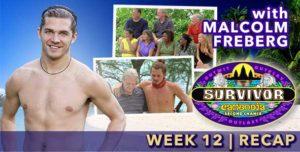 Survivor 2015: Malcolm Freberg Recaps Episode 12 of Survivor: Cambodia