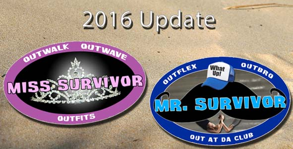 Special Update about the 2016 Mr. & Miss Survivor Competition
