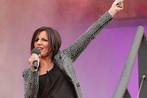 Davina McCall, Big Brother host / National treasure