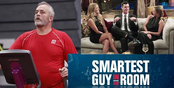 Reviewing 2016 Reality Premieres:  Randy Bailey talks Richard Hatch on the Biggest Loser, Amy & Haley review Ben's Season of the Bachelor and Randy Rice discusses The Smartest Guy in the Room