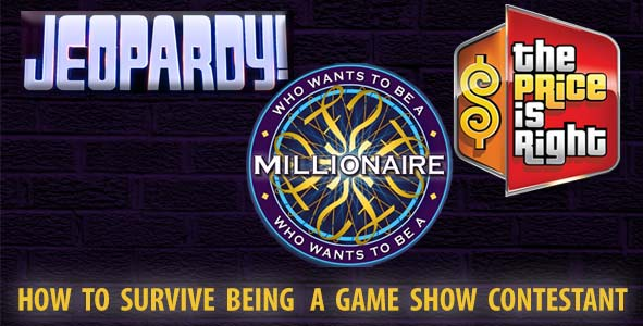 Surviving A TV Game Show: Stories from Jeopardy!, Who Wants to be a Millionaire & The Price is Right