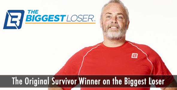 Richard Hatch on participating in The Biggest Loser: Temptation Nation