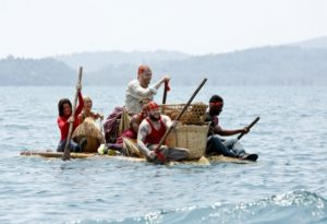 The Brawn tribe in Survivor 32, Kaoh Rong.