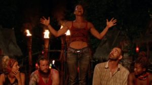 Jennifer's game was in trouble even before Tribal Council.