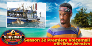 Survivor 2016: Brice Izyah answers your Survivor Kaoh Rong premiere Voicemail