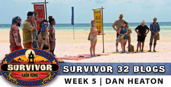 The Survivor Strategic Game, episode 5