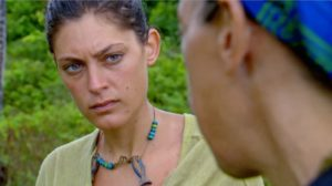 I was relieved to see Michele step up after struggling at the challenge.