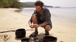 Neal on Survivor Kaoh Rong