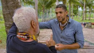 Joe and Peter in Survivor 32: Kaoh Rong