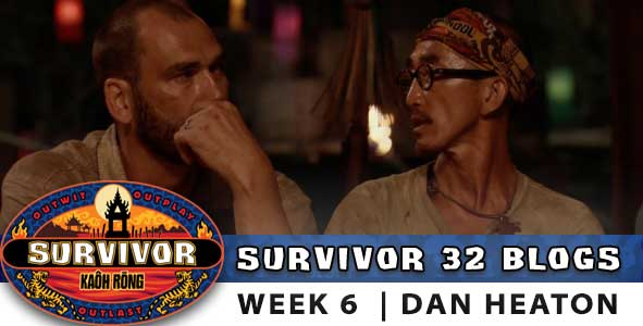 Scot and Tai in episode 6 of Survivor Kaoh Rong