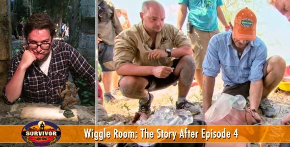 Survivor 2016: Wiggle Room Episode 4