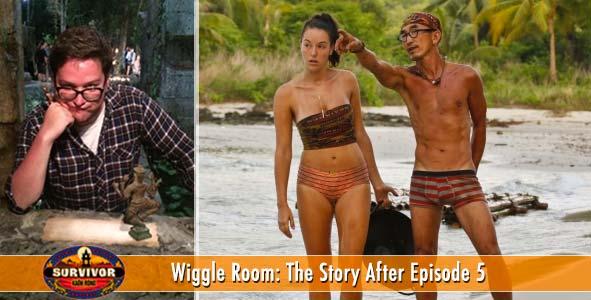 Survivor 2016: Wiggle Room Episode 5