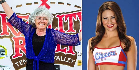 Gillian Larson Talks Reality Rally & Natalie Tenerelli talks LA Clippers Dance Squad