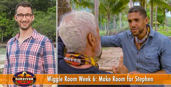 Survivor 2016: Is there room for Stephen Fishbach in the Wiggle Room?