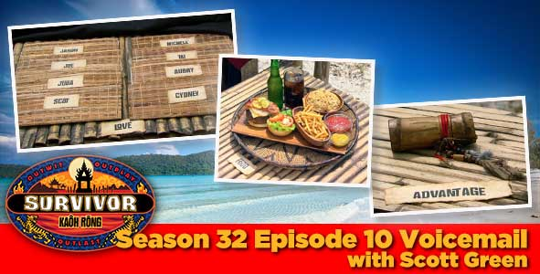 Survivor 2016: Rob answers the Episode 10 voicemails from Survivor Kaoh Rong