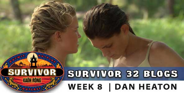 Michele and Julia, Survivor Kaoh Rong