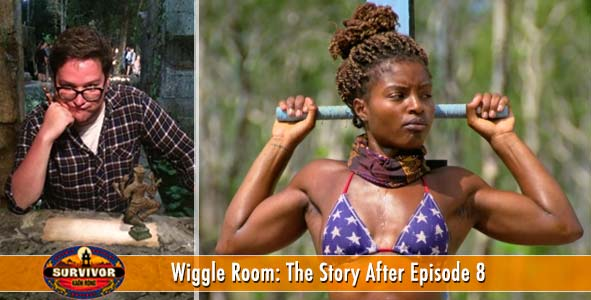 Survivor 2016: Wiggle Room Episode 8