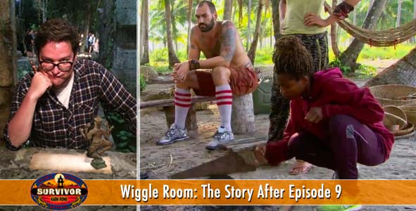 Survivor 2016: Wiggle Room Episode 9 - The Stories of Kaoh Rong