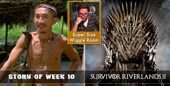 The Wiggle Room of Week 10 & Survivor Riverlands 2