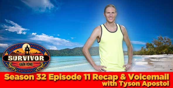Survivor 2016: Tyson Apostol Recaps the Episode 11 of Survivor Kaoh Rong