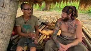 Tai's attempt to mend fences with Jason this week didn't connect.