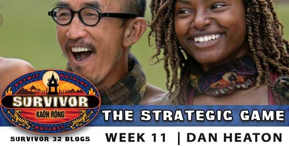 Survivor Kaoh Rong, Episode 11