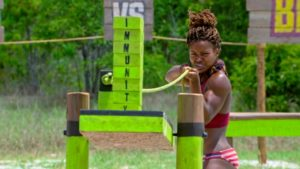 Cydney will stand out as the toughest physical competitor.