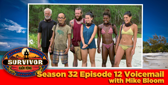 Survivor 2016: Rob answers the Episode 12 voicemails from Survivor Kaoh Rong