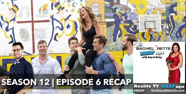 Bachelorette Season 12 Episode 6   JoJo Narrows the Field in Buenos