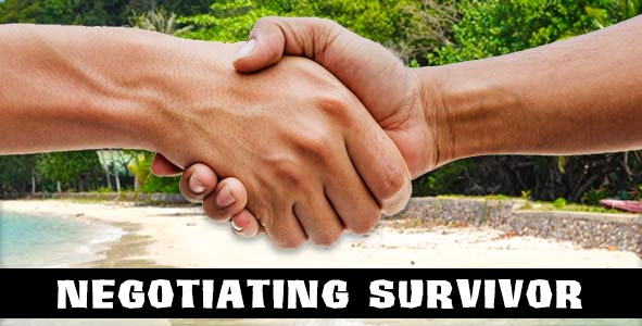 Negotiating Survivor with Mike Botta