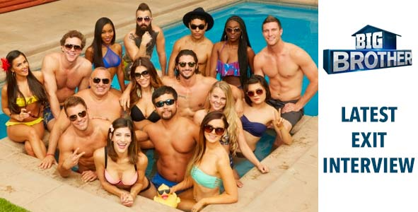 Big Brother 2016: Exit Interview Questions from the Latest Evicted Houseguest