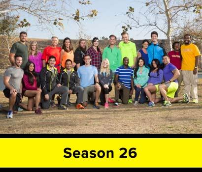 Amazing Race 26