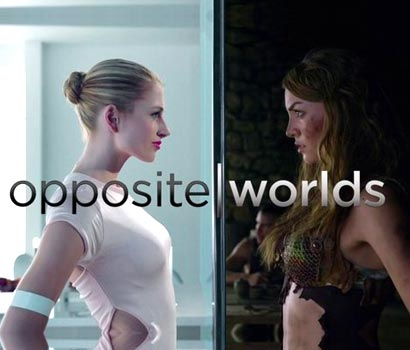 Opposite Worlds