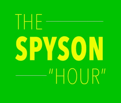 The Spyson Hour