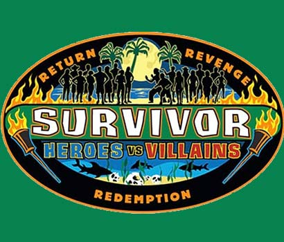 Survivor Heroes vs Villains