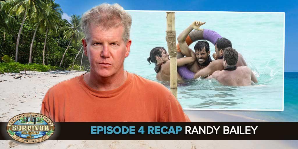 Survivor 2016: Season 33, Episode 4 Recap with Randy Bailey