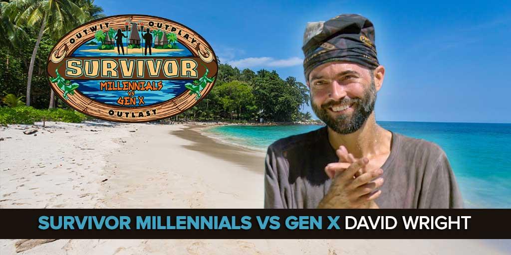 David Wright Millennials vs Gen X. Post-Game Interview