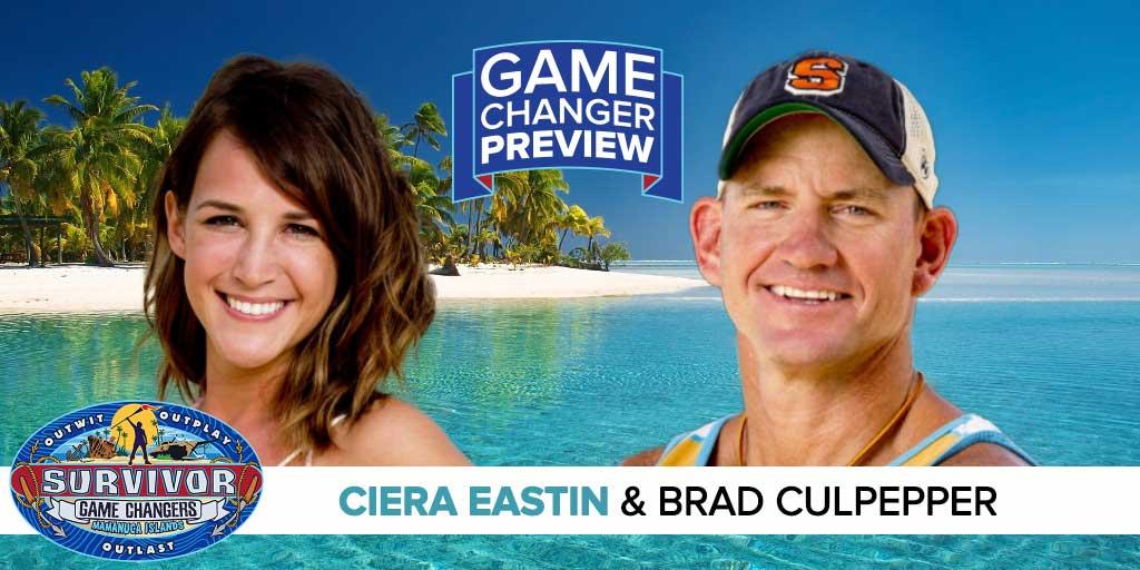 Game changers: Ciera & Brad