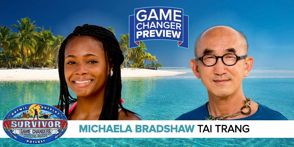 Game Changers: Michaela & Tai