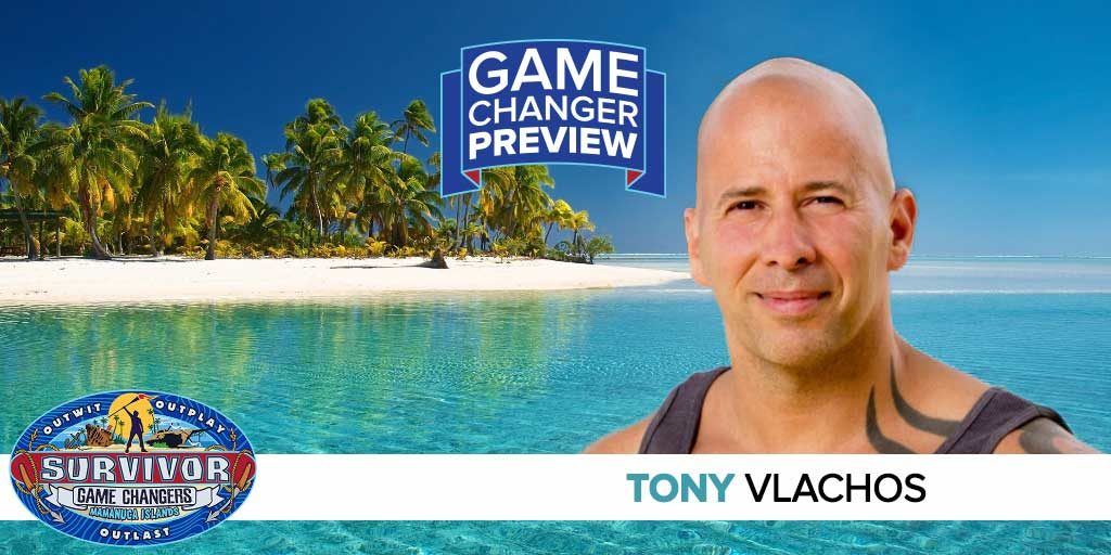 Game Changer Tony Vlachos
